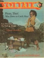 V1.02 Softalk Magazine cover, October 1980