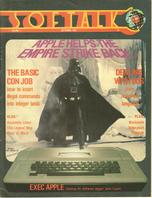 V1.01 Softalk Magazine cover, September 1980