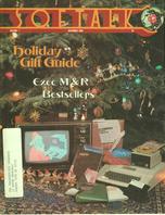 V1.04 Softalk Magazine cover, December 1980