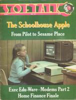 V1.09 Softalk Magazine cover, May 1981