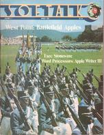 V2.07 Softalk Magazine cover, March 1982