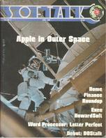 V2.08 Softalk Magazine cover, April 1982