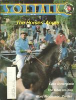 V2.09 Softalk Magazine cover, May 1982