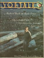 V2.10 Softalk Magazine cover, June 1982