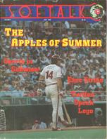 V2.11 Softalk Magazine cover, July 1982