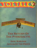 V3.05 Softalk Magazine cover, January 1983