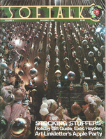 V4.04 Softalk Magazine cover, December 1983